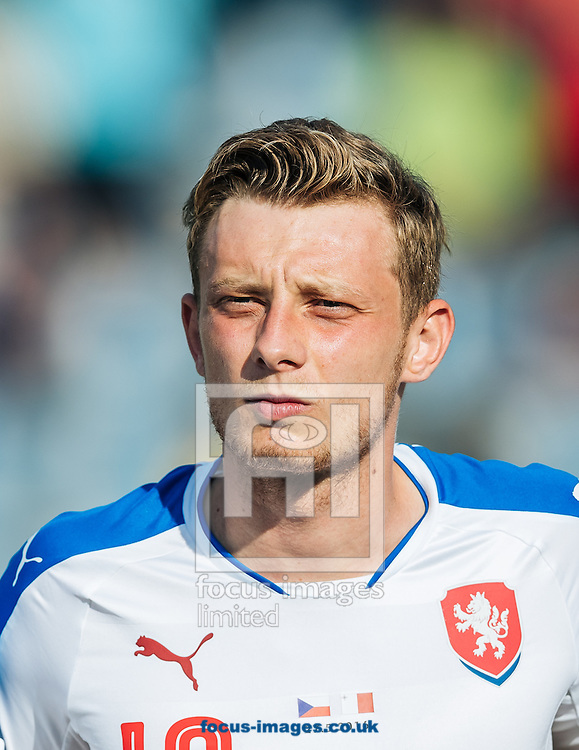 Ladislav Krejci of Czech Republic during the International Friendly match at Grenzlandstadion, Kufstein<br /> Picture by EXPA Pictures/Focus Images Ltd 07814482222<br /> 27/05/2016<br /> ***UK &amp; IRELAND ONLY***<br /> EXPA-FEI-160528-3008.jpg