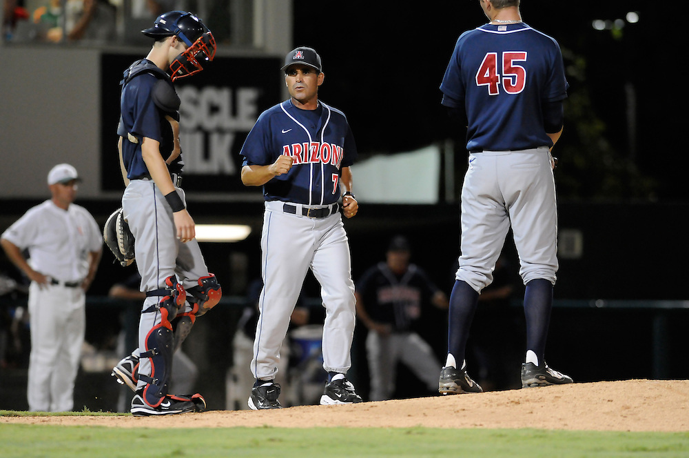 2008 Arizona Baseball <br /> <br /> 2008 Coral Gables Super-Regional