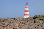Brier Island Lighthouse<br /> Brier Island<br /> Nova Scotia<br /> Canada