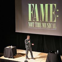 06.12.2014 BLAKE EZRA PHOTOGRAPHY LTD<br /> Images from UK Comedy Festival at JW3, London. Featured is David Baddiel in stand up, performing 'Fame: Not The Musical'. <br /> &copy; Blake Ezra Photography 2014.
