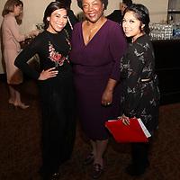 Norna Francis, Barbara Washington, Nellie Garcia