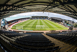 Dundee's home ground Dens Park.