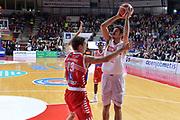 DESCRIZIONE : Varese Lega A 2015-16 Openjobmetis Varese vs Consultinvest Pesaro<br /> GIOCATORE : Luca Campani<br /> CATEGORIA : Tiro sequenza<br /> SQUADRA : Openjobmetis Varese<br /> EVENTO : Campionato Lega A 2015-2016<br /> GARA : Openjobmetis Varese Consultinvest Pesaro<br /> DATA : 18/10/2015<br /> SPORT : Pallacanestro <br /> AUTORE : Agenzia Ciamillo-Castoria/I.Mancini<br /> Galleria : Lega Basket A 2015-2016  <br /> Fotonotizia : Openjobmetis Varese  Lega A 2015-16 Openjobmetis Varese vs Consultinvest Pesaro<br /> Predefinita :