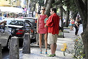 31.OCTOBER.2011. RIO DE JANEIRO<br /> <br /> CZECH SUPERMODEL KAROLINA KURKOVA WAS SNAPPED HAVING LUNCH WITH SOME FRIENDS AT THE FAMOUS CELEIRO RESTAURANT IN LEBLON, SOUTH AREA OF RIO DE JANEIRO<br /> <br /> BYLINE: EDBIMAGEARCHIVE.COM<br /> <br /> *THIS IMAGE IS STRICTLY FOR UK NEWSPAPERS AND MAGAZINES ONLY*<br /> *FOR WORLD WIDE SALES AND WEB USE PLEASE CONTACT EDBIMAGEARCHIVE - 0208 954 5968*