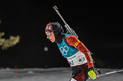 February 12, 2018 - Pyeongchang, Gangwon, South Korea - Selina Gasparin of Switzerland  competing at Women's 10km Pursuit, Biathlon, at olympics at Alpensia biathlon stadium, Pyeongchang, South Korea. on February 12, 2018. Ulrik Pedersen/Nurphoto  (Credit Image: © Ulrik Pedersen/NurPhoto via ZUMA Press)