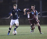 Craig Wighton - Stenhousemuir v Dundee, SPFL Reserve League Cup at Ochilview<br /> <br /> <br />  - &copy; David Young - www.davidyoungphoto.co.uk - email: davidyoungphoto@gmail.com