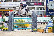 Joe Clee - Kandy Hof ter Zeedycke<br /> FEI World Breeding Jumping Championships for Young Horses 2016<br /> © DigiShots