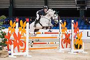 Jens van Grunsven - Amaretto<br /> Indoor Drachten 2017<br /> © DigiShots