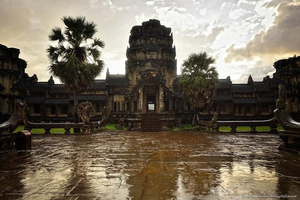 Angkor Wat, October 2011