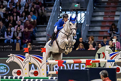 Bles Bart, NED, Gin D<br /> Jumping International de Bordeaux 2020<br /> © Hippo Foto - Dirk Caremans<br />  08/02/2020
