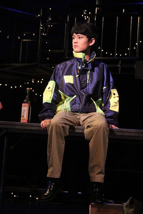Broadway Bound Children's Theatre production of RENT: School Edition.
