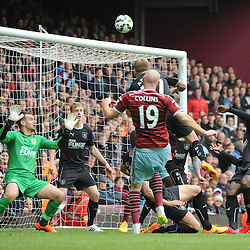 West Ham v Burnley | Premier League | 2 May 2015