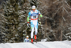 Blaz Persa of Slovenia during 1.2 km Sprint Classic race at FIS Cross Country World Cup Planica 2016, on January 20, 2018 at Planica, Slovenia. Photo By Morgan Kristan / Sportida