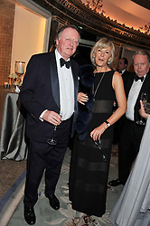 ANDREW PARKER BOWLES and at the 21st Cartier Racing Awards held at The Dorchester, Park Lane, London on 15th November 2011.