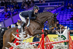 Slaats Ralph, NED, Grissom PF<br /> Jumping Mechelen 2019<br /> © FEI/Dirk Caremans<br />  30/12/2019