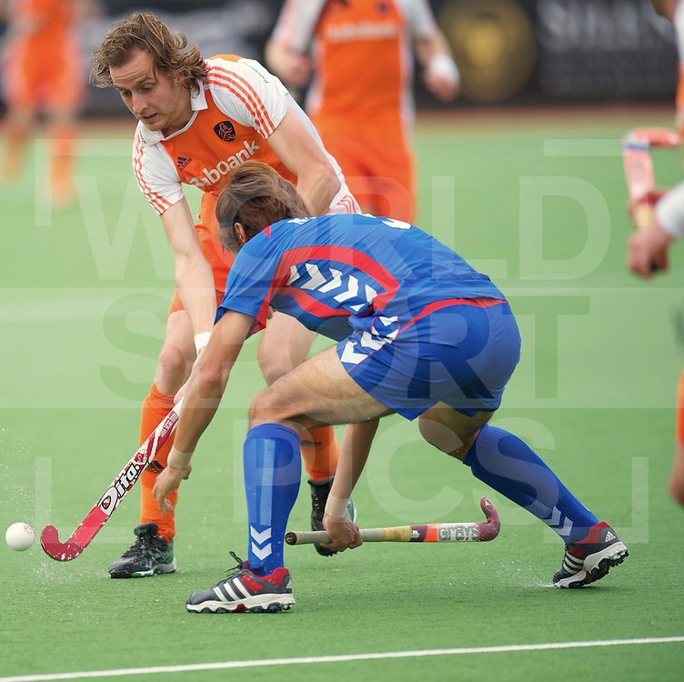 AUCKLAND - Champions Trophy men.Netherlands v Korea.foto: Quirlijn Caspers.FFU Press Agency  COPYRIGHT FRANK UIJLENBROEK..