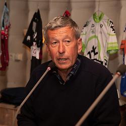 OOTMARSUM (NED) wielrennen<br /> Wielercafe in het Dorp van de Ronde Ootmarsum <br /> Frans Willeme