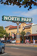 North Park Community San Diego