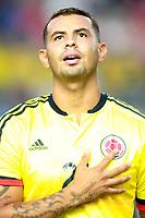 Colombia's Edwin Cardona during international friendly match. June 7,2017.(ALTERPHOTOS/Acero)