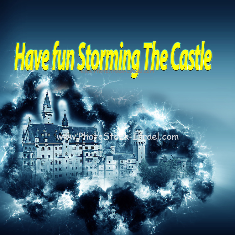 Famous humourous quotes series: Have fun storming the castle (The Princess Bride)