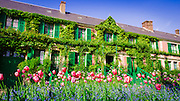Claude Monet house and gardens, Giverny, France