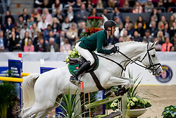 SKRZYCZYNSKI Jaroslaw (POL), Jerico<br /> Göteborg - Gothenburg Horse Show 2019 <br /> Gothenburg Trophy presented by VOLVO<br /> Int. jumping competition with jump-off (1.55 m)<br /> Longines FEI Jumping World Cup™ Final and FEI Dressage World Cup™ Final<br /> 06. April 2019<br /> © www.sportfotos-lafrentz.de/Stefan Lafrentz