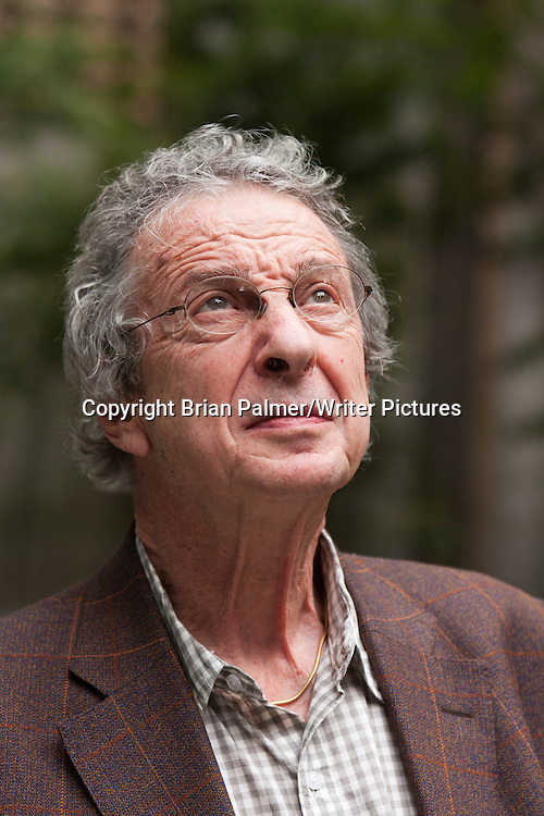 C.K. Williams, American poet, critic and translator, after the annual Poets Forum, held by the Academy of American Poets at New School University, 30 October 2010. <br /> Photograph by Brian Palmer/Writer Pictures<br /> <br /> WORLD RIGHTS