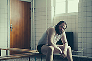 Actor Esben Dalgaard Andersen. Photo by HEIN Photography