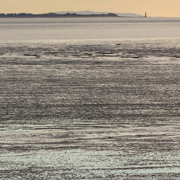 Point of Ayr from West Kirby, Merseyside.
