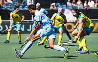 BREDA - Lalit Upadhyay (Ind.)  .  Australia-India (1-1), finale Rabobank Champions Trophy 2018. Australia wint shoot outs.  COPYRIGHT  KOEN SUYK