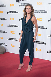 Image &copy;Licensed to i-Images Picture Agency. 16/07/2014. Madrid, Spain. Actress Keri Russell attends the 'Dawn Of The Planets Of The Apes' premiere at Capitol Cinema. Picture by Oscar Gonzalez / i-Images<br /> SPAIN OUT