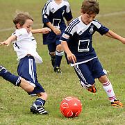 Academy Soccer 10/12/13