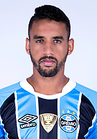 Brazilian Football League Serie A / <br /> ( Gremio Foot-Ball Porto Alegrense ) - <br /> Michel Ferreira dos Santos