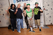 Portraits of the band Kottonmouth Kings at SiriusXM Studios, NYC. August 17, 2012. Copyright © 2012 Matthew Eisman. All Rights Reserved.