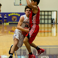 12-30-16 Berryville Boys vs. Pocahontas (Holiday Hoop Tourney)