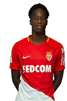 Terence Kongolo during Photoshooting of Monaco for new season 2017/2018 on September 28, 2017 in Monaco, France. (Photo by Chateau/Asm/Icon Sport)