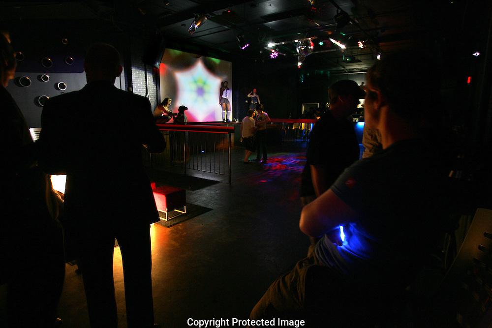 Liquid has two bars, patio and a dance floor...Liquid Bar.1100 N. High St., .Short North
