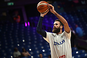 Luigi Datome<br /> Nazionale Italiana Maschile Senior<br /> Eurobasket 2017 - Group Phase<br /> Lituania Italia Lithuania Italy<br /> FIP 2017<br /> Tel Aviv, 03/09/2017<br /> Foto M.Ceretti / Ciamillo - Castoria