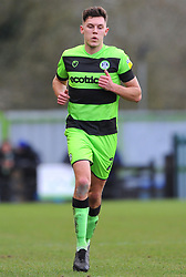 Paul Digby of Forest Green Rovers in action- Mandatory by-line: Nizaam Jones/JMP- 09/02/2019 - FOOTBALL - New Lawn Stadium- Nailsworth, England - Forest Green Rovers v Notts County - Sky Bet League Two