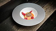 Food photography from Italian restaurant L'Altro in Copenhagen