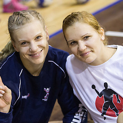 20131024: SLO, Handball - Practice session of Slovenian Women National Team