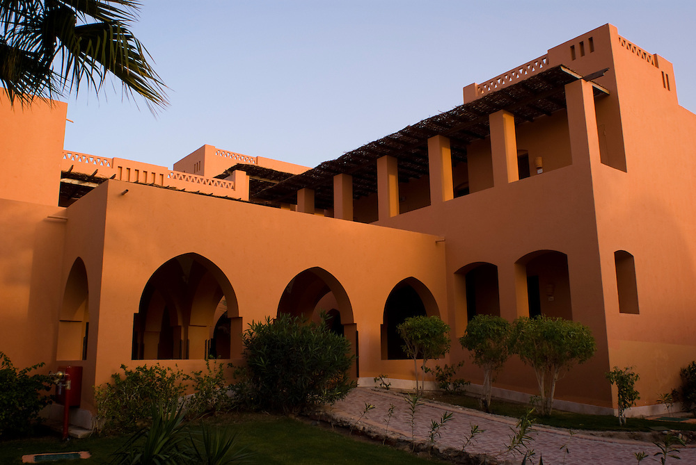 Apartments at Madinat Makadi Resort, Makadi Bay, Egypt