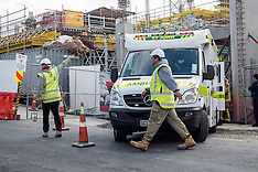 Auckland-Workman injured after fall down lift shaft on Grey Lynn construction