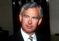 John Parker, chairman & chief executive, Harland & Wolff LImited, Belfast, N Ireland, UK, August 1986, 19860801JP<br />