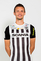 Romain Thomas during Photoshooting of Angers Sco for new season 2017/2018 on September 29, 2017 in Angers, France <br /> Photo : Angers Sco / Icon Sport