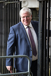 © Licensed to London News Pictures . 05/07/2016 . London , UK . PATRICK MCLOUGHLIN arrives . Conservative Party cabinet meeting on Downing Street , London . Photo credit: Joel Goodman/LNP