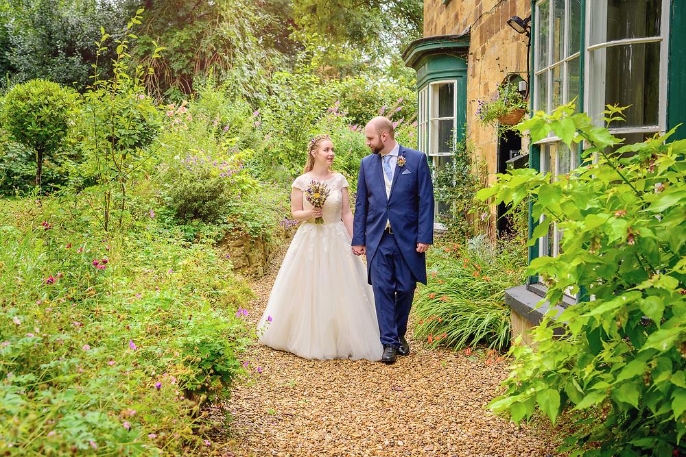 Rustic Wedding at the The Barns, Hunsbury Hill in Northampton