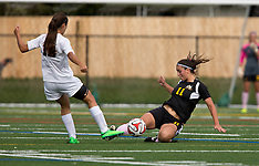 PLU Women's Soccer vs. Whitman