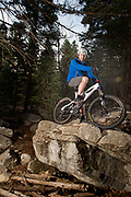 Ryan Hadfield, Little Cottonwood Canyon, Utah.