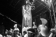 Sri Lanka.<br /> Statue of Christ at the Easter Passion Play at Duwa Church, Negombo. Negombo, a catholic coastal town on the west coast of the country.<br /> Copyright: Dominic Sansoni The Easter Passion Play at Negombo.